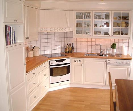 Strøkent kjøkken med spray - Alt til bolig