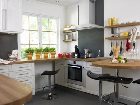 Nytt kjøkken med maling - Alt til bolig