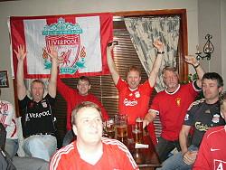 Liverbirds,Moss,Liverpool,supporterklubb,supportere