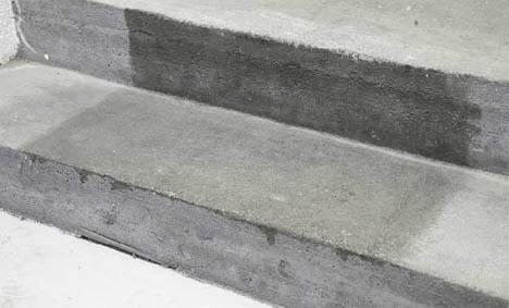 Olje betonggulv