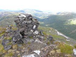 89 Fra vesttoppen av Trollhøtta