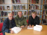 Jostein Grytbakk, Jon Sveen og Harald Solvik