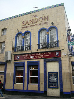 Sandon Pub,Liverpool