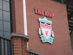 Liverpool,Anfield Road