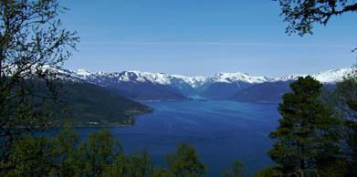 Sognefjorden. Foto: Darek Hauderowicz