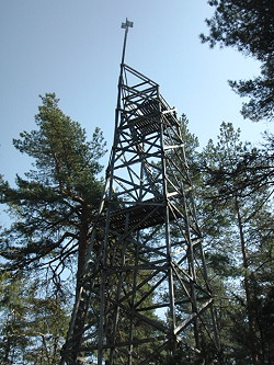Bjørnåsen,tower,Jeløy,Jeløya,Moss,Norway
