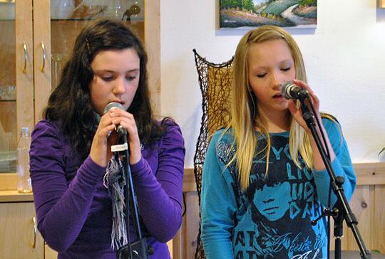 Konsert på Berg sykehjem