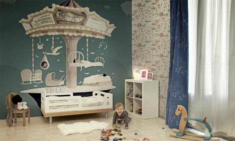 Nostalgi på barnerommet - Alt til bolig
