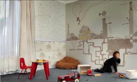 Nostalgi på barnerommet   alt til bolig
