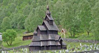 Borgund stavkyrkje