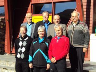 Ordførarsamling Turtagrø 2011