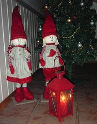 Santa,santas,moss,Norway,christmas,celebration