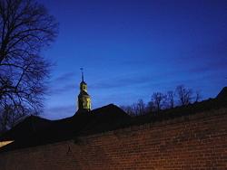 Church,Fredrikstad fortress,Fredrikstad festning, in Fredrikstad, Norwa