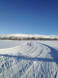 Kvamsfjellet, Kvam mountain,Gudbrandsdalen,Norway