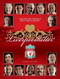 Liverpool,heroes,book,Ragnhild Lund Ansnes