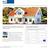 webside blå bolig