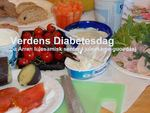 God diabetesmat på Arran 171112 Diabetesdag