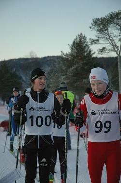 Lasse Langørgen og Idar Andersen, begge Melhus, G14