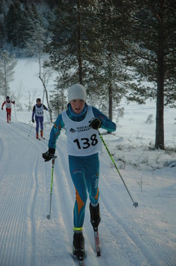 Ingve Staverløkk, Oppdal, G13