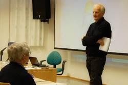 Dekan Arne Fjalstad, profesjonshøgskolen, UIN