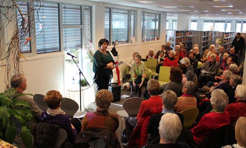 Ordfører Anita Ihle Steen.