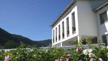 Kommunehuset sommar