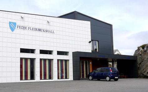 Fedje fleirbrukshall