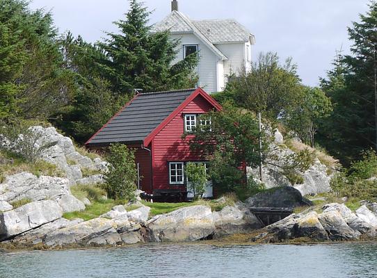 Vesthav hytte