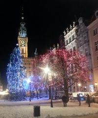Christmas,Gdansk,Poland