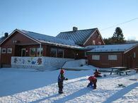 barnehagen på Solfjellsjøen