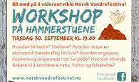 Workshop-norskvandrefestival