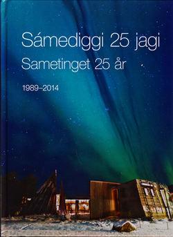 Sametinget 25 år Jubileumsbok 2014_337x463