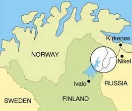 kart pasvik Kirkenes.no : Utmark og bærekraftig naturturisme i Pasvik   E mail  kart pasvik