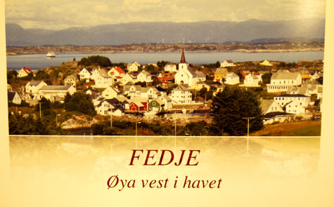 Fedje - Øya vest i havet