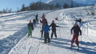 Skidag - Trudvang skule