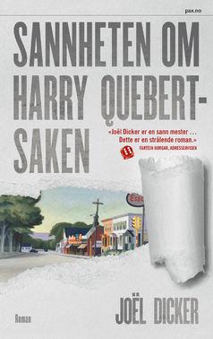 Sannheten om Harry Quebert-saken Pocket