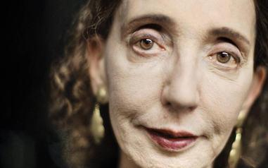 Joyce Carol Oates. Foto: Linus Sundahl-Djerf
