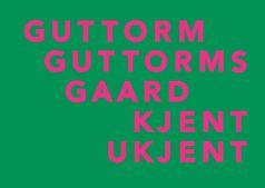 Guttorm Guttormsgaard