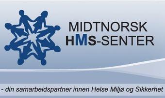 Midtnorsk HMS-senter logoer