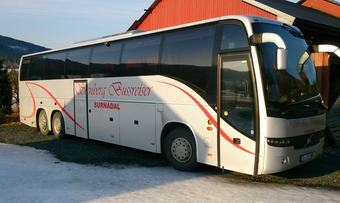 Stenberg Transport buss 2015