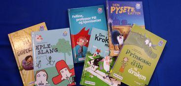 Leseland:lettlesbøker på nynorsk
