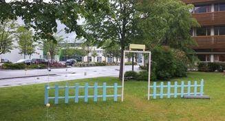 Rådhusparken sommaren 2015