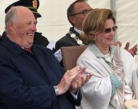 HMK Harald V og HMD Sonja