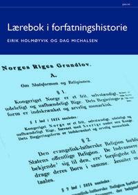 Lærebok i forfatningshistorie