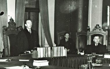 Velkommen til boklansering: Dommernes krig, av Hans Petter Graver