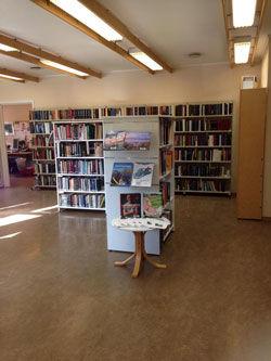 Forside-bibliotekstrategi