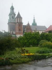 Wawel castle,Krakow,Poland