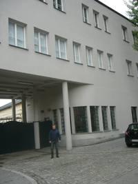 Schindler museum building, Krakow, Poland