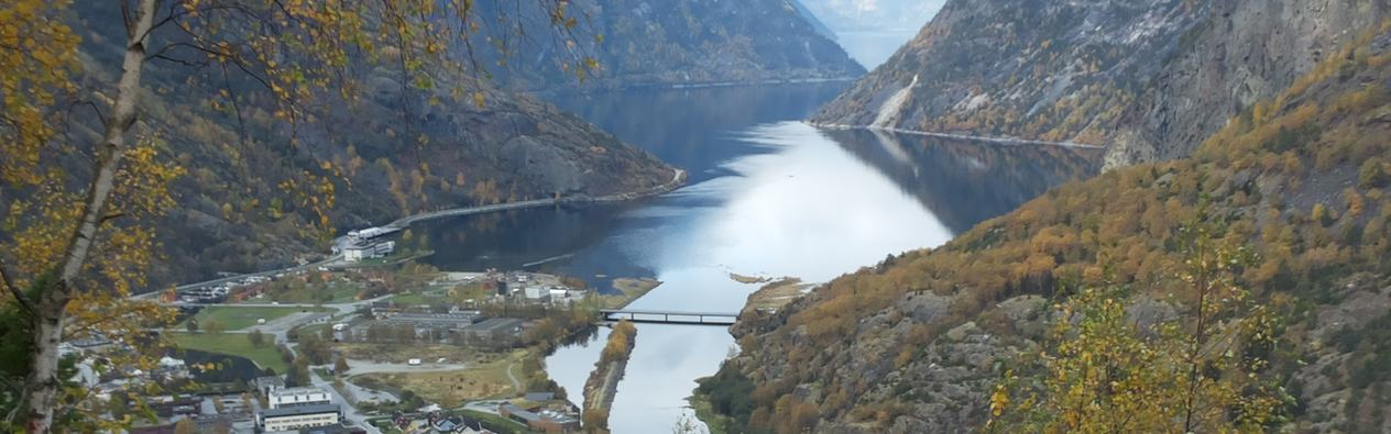 Lærdalsfjorden