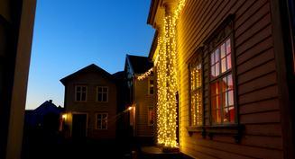 Jul på Øyri